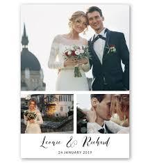 Wedding Thank You Cards | Photobookaustralia